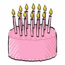 Calcul dates d'anniversaire Gateau-anniv