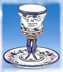 Le Shabbat  Kiddush